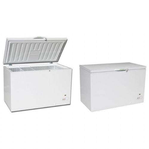Genfrost CF1300 Solid Lid Chest Freezer